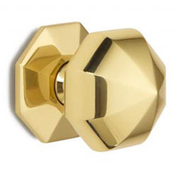 Croft 1751C Octagon Centre Door Knob