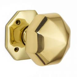 Croft 1751 Octagon Door Knob