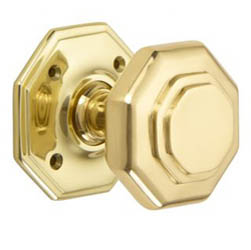 Croft 4180 Flat Octagon Door Knob