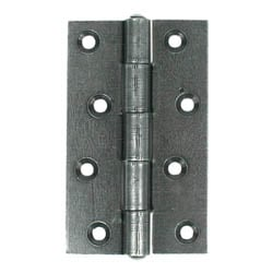 Blacksmith Pewter Patina Butt Hinges