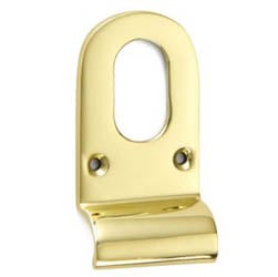 Croft 1773 Cylinder Pull Escutcheon Oval Profile
