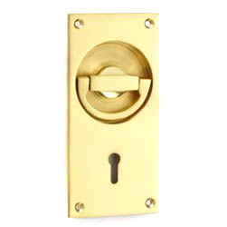 Croft 1804 Flush Lock Handle