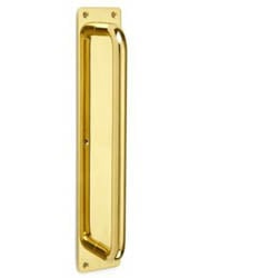 Croft 1691 Pull Handle on Plate