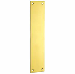 Croft 1758 Plain Finger Plate