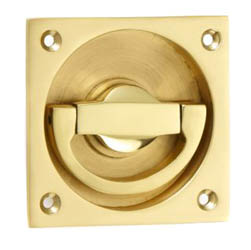 Croft 1805 Flush Ring Handle