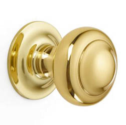 Croft Contoured Round Centre Door Knob
