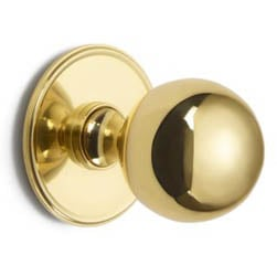 Croft Ball Centre Door Knob