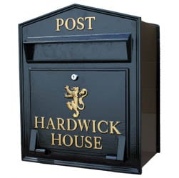 Regency Wall Mounted Post Box