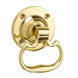 Croft 1718 Plain Dutch Drop Ring Handle