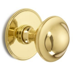 Croft 4175 Round Centre Door Knob