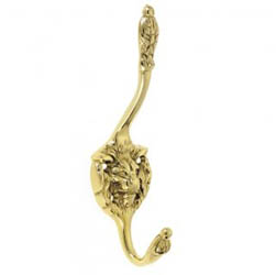 Croft 2737 Lions Head Coat Hook
