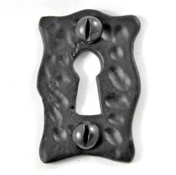 Louis Fraser 311 Escutcheon - Black Finish