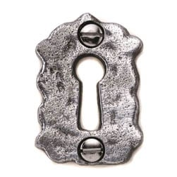 Louis Fraser 312 Escutcheon - Pewter Finish