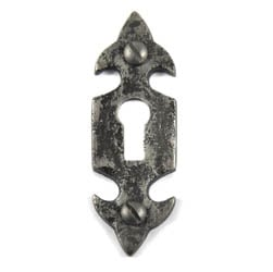 Louis Fraser 313 Escutcheon - Pewter Finish