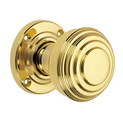 Croft 4202 Flowing Door Knob