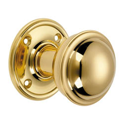 Croft 4195 Plain Round Door Knob