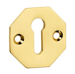 Croft 4583 Octagonal Escutcheon