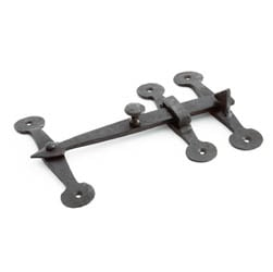 Blacksmith Beeswax Oxford Privacy Latch Set