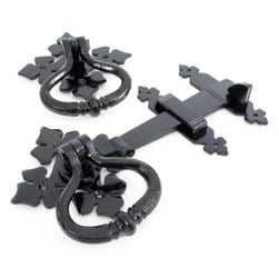 Traditional Blacksmith Shakespeare Latch Set