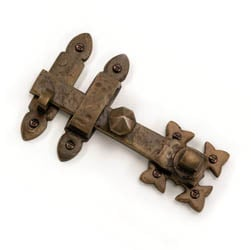 Louis Fraser 252 Gate Latch - Bronze Finish