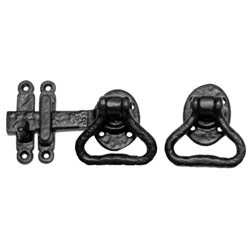 Kirkpatrick 1146 Tripoint Gate Latch Set