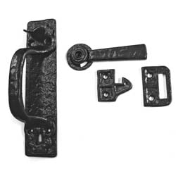 Kirkpatrick 1124 Rural Thumb Latch Set