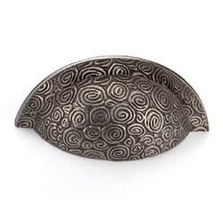 Nautilus Iron Drawer Pull