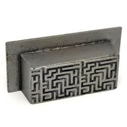 Maze Iron Drawer Pull