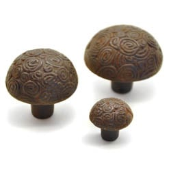 Antique Bronze Nautilus Knob