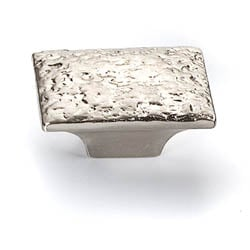 Nickel Pacific Rectangular Knob