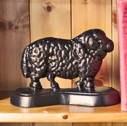 Black Sheep Book Ends Pair