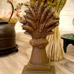 Wheat Sheaf Doorstop