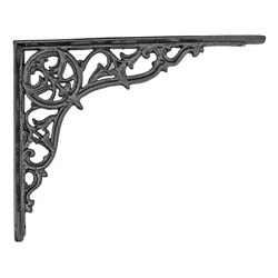Centre Point Cast Iron Brackets
