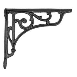 Oblique Shelf Brackets