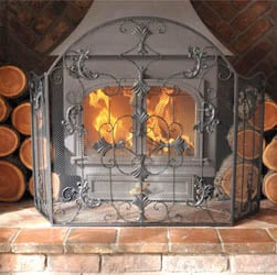 Mayfair Fire Screen