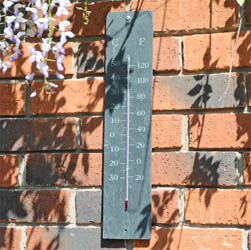 Garden All Slate Thermometer