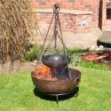Recycled Kadai Fire Bowl Complete Cooking Set