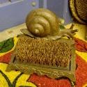 Snail Boot Brush