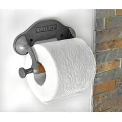 Rustic Toilet Roll Holder