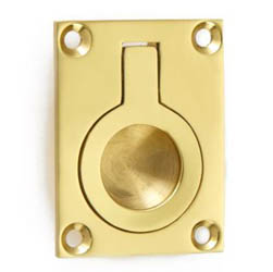 Croft 1050 Flush Ring Handle