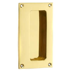 Croft 2138 Flush Pull Handle with Finger Recess