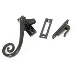 Black Lockable Monkeytail Casement Fastener