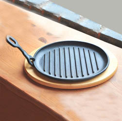 Cast Iron Sizzler