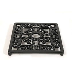 Square Trivet - Heat Resistant For Woodburning Stoves