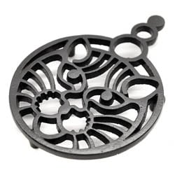 Small Cats Face Trivet