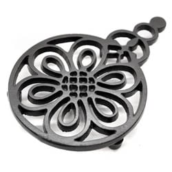 Flower and Bee Trivet
