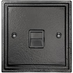 Kirkpatrick BT Slave/  BT Master Telephone Socket | Electrical Switches