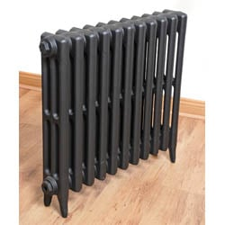 MEDIUM Victorian 3 Column - Cast Iron Radiator