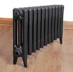 SMALL Victorian 3 Column - Cast Iron Radiator | Radiators - Cast Iron