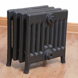 Victorian 9 Column - Cast Iron Radiator